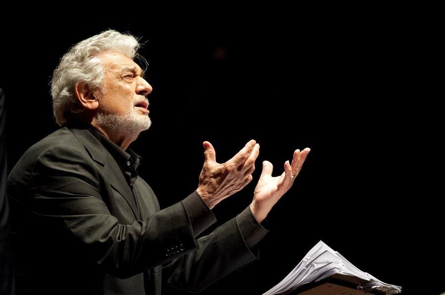 Plácido Domingo/Foto: EFE