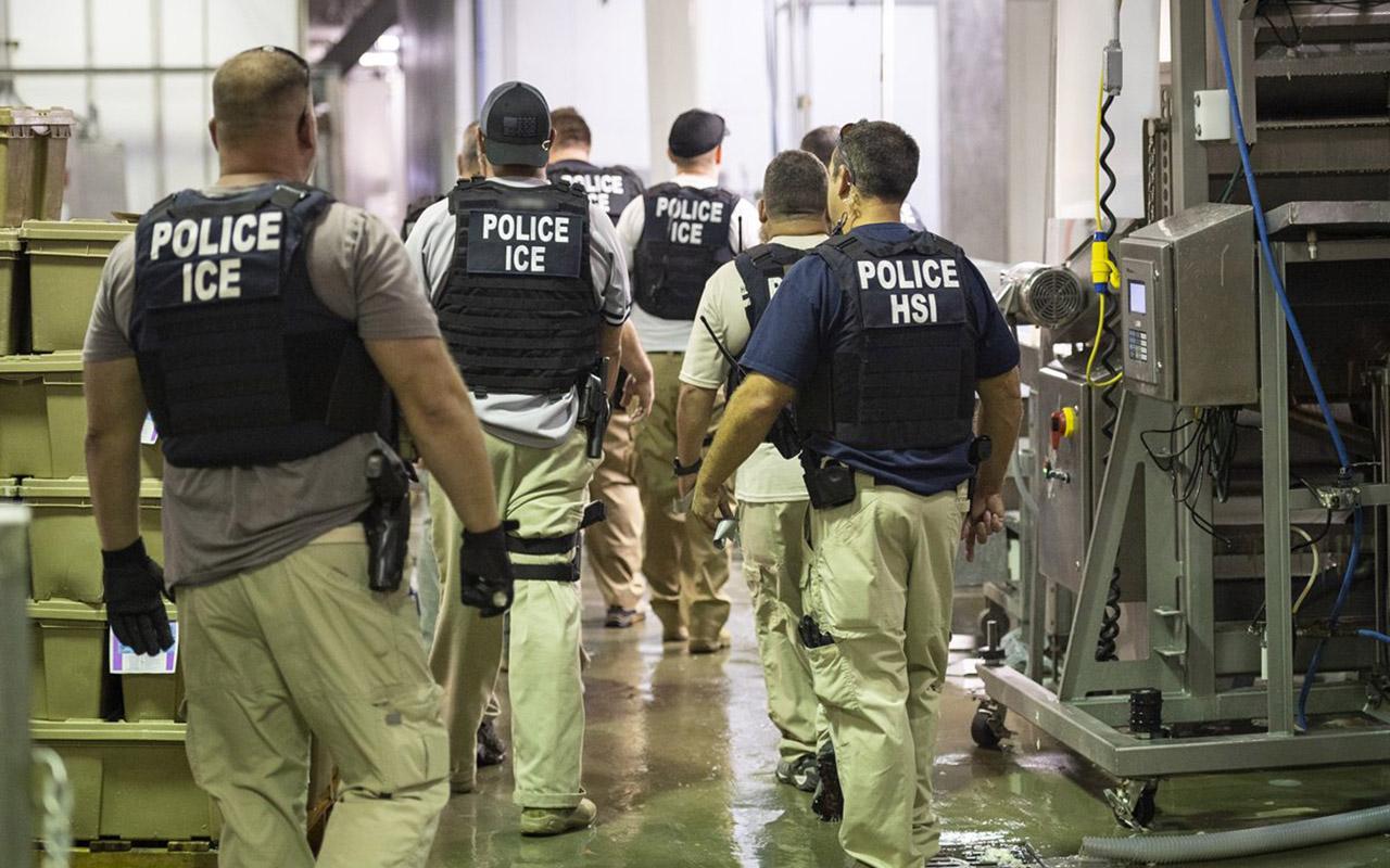 Misisipi, redada, Police Ice, Nueva Orleans, Estados Unidos,