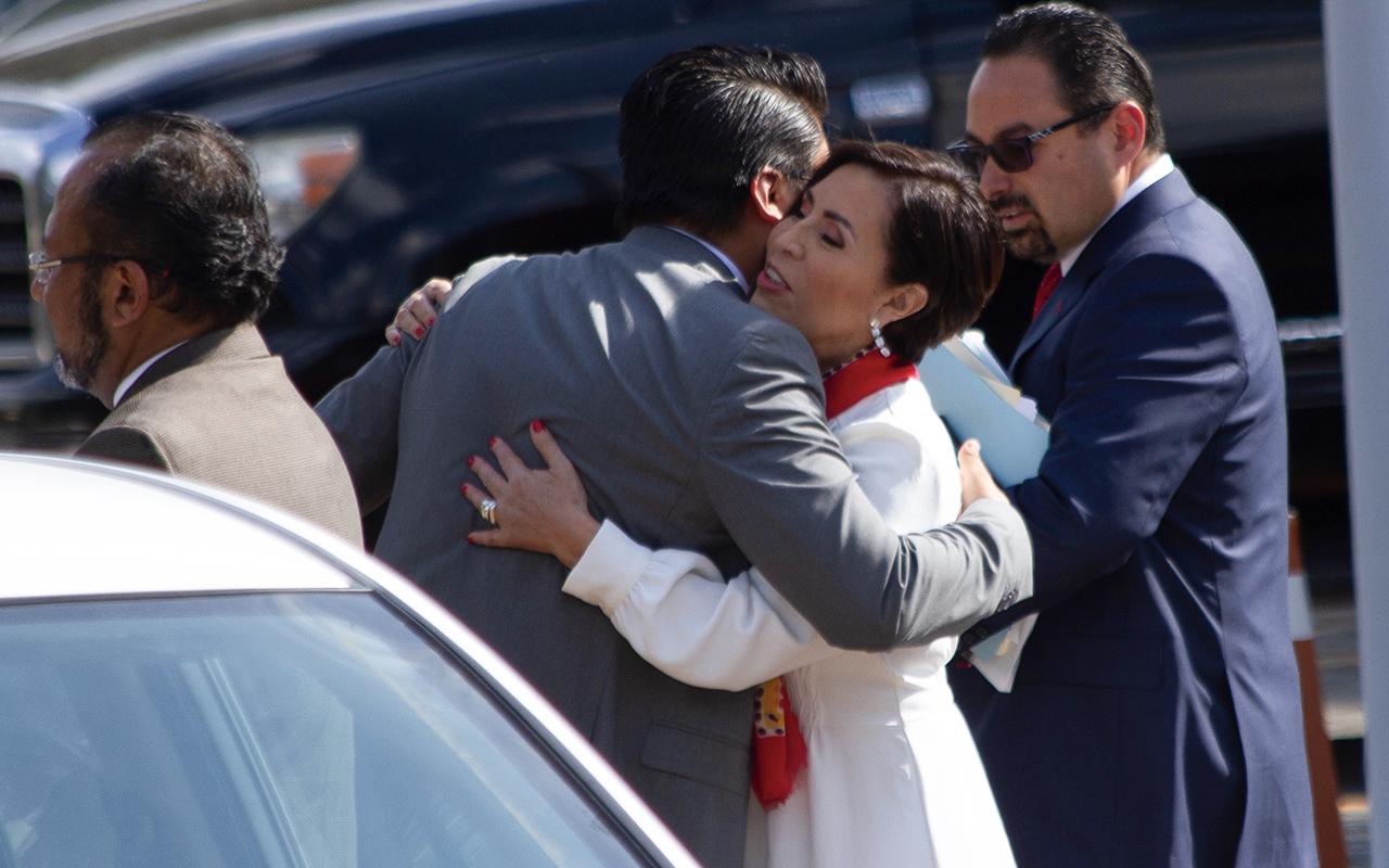 Rosario Robles, estafa maestra, Unidad de Inteligencia Financiera, Santiago Nieto Castillo, Penal de Santa Martha, prisión preventiva,