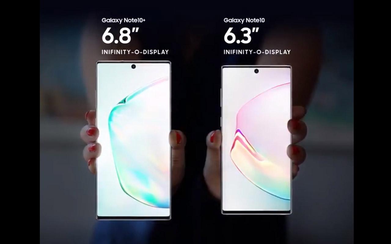 Galaxy Note 10, Samsung, smartphone, Galaxy Book S,