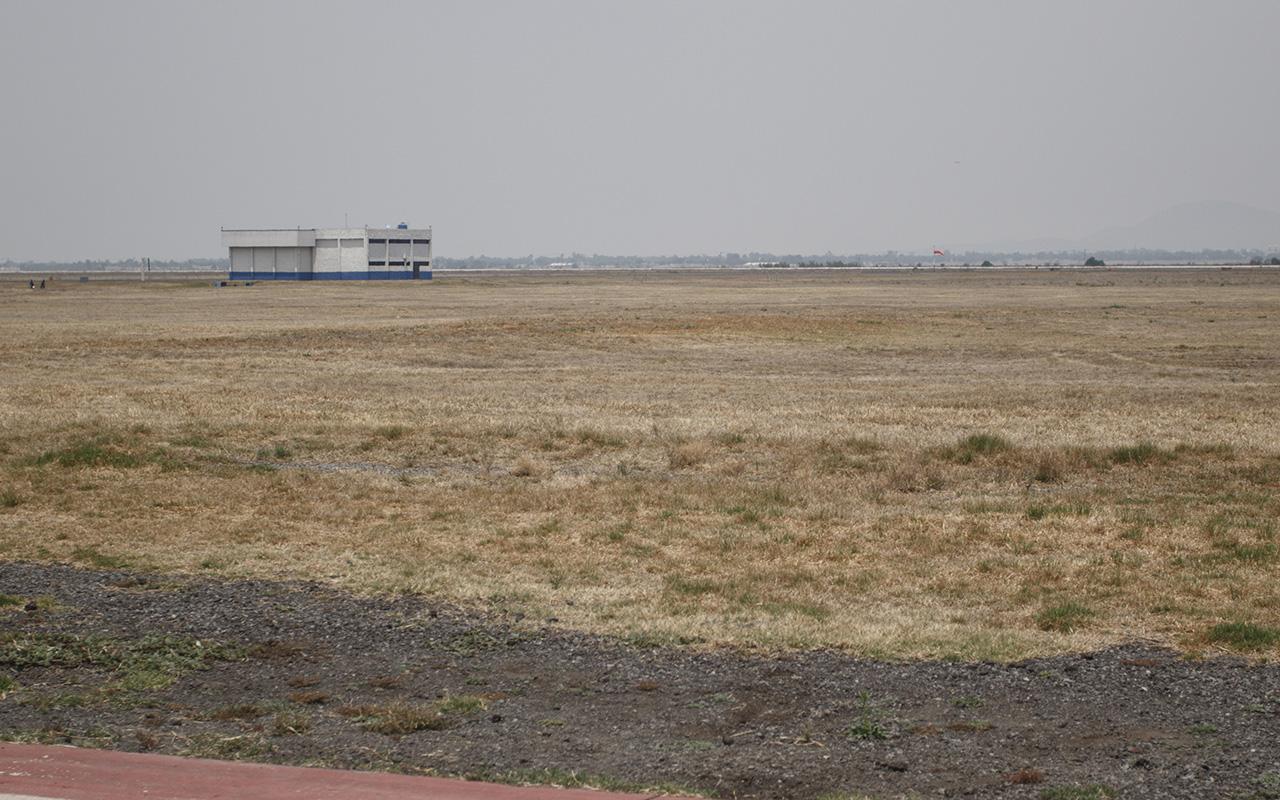Santa Lucía, #NoMásDerroches, Texcoco, Nuevo Aeropuerto,