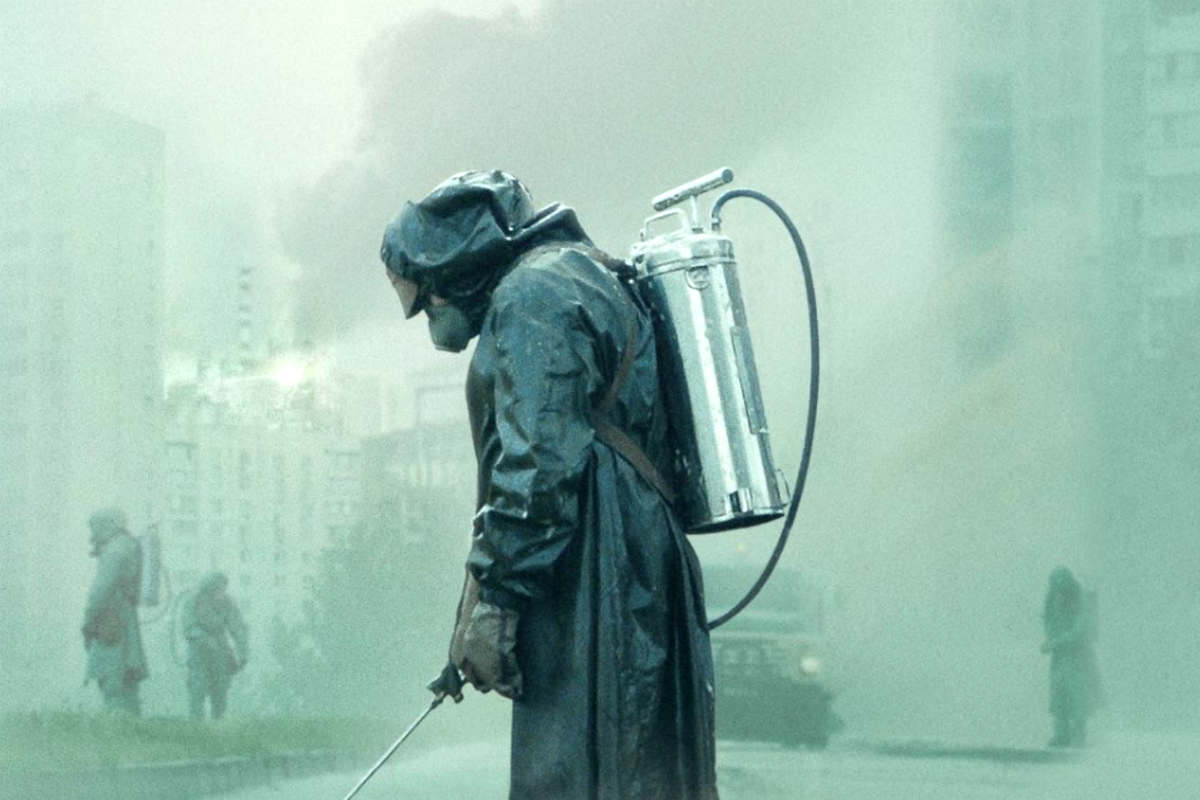 Imagen de la serie 'Chernobyl'