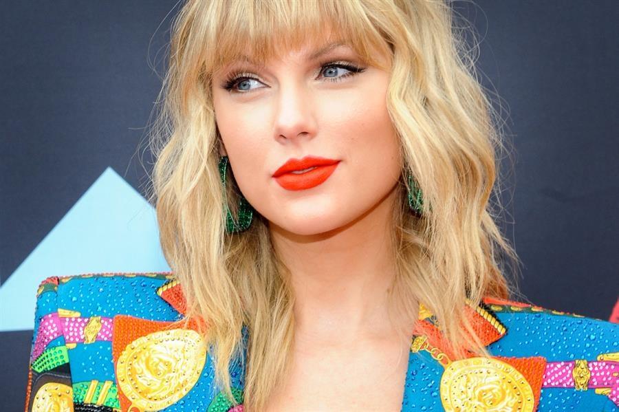 Taylor Swift gana el premio principal en los MTV VMA 2019