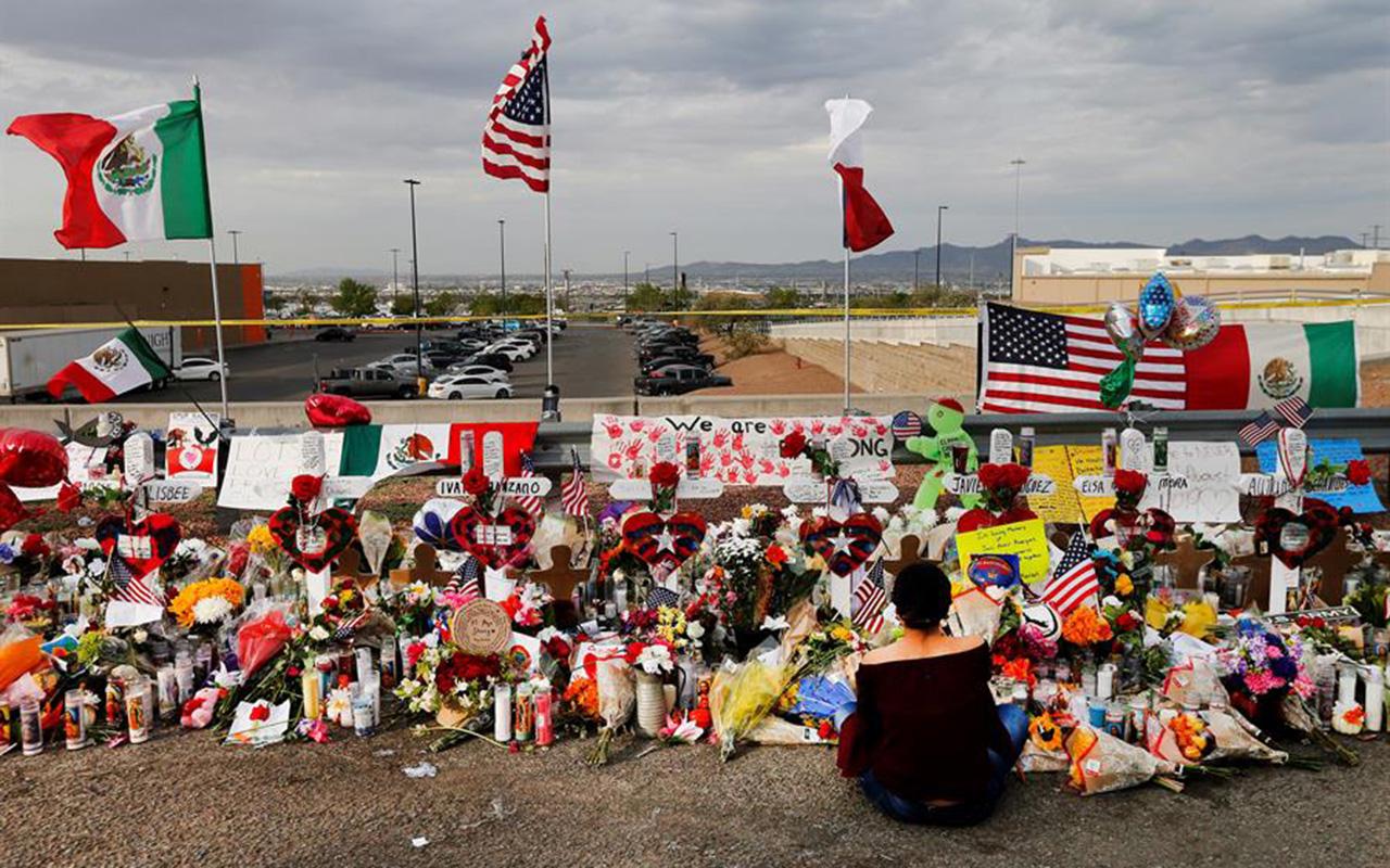 El Paso, Texas, tiroteo, Fiscalía General de la República, FGR, Marcelo Ebrard, Supremacía,