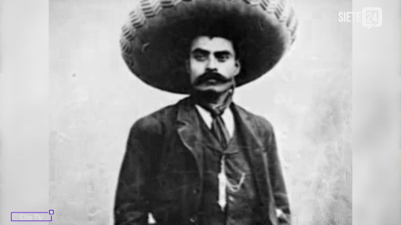 Emiliano Zapata, Revolución mexicana,