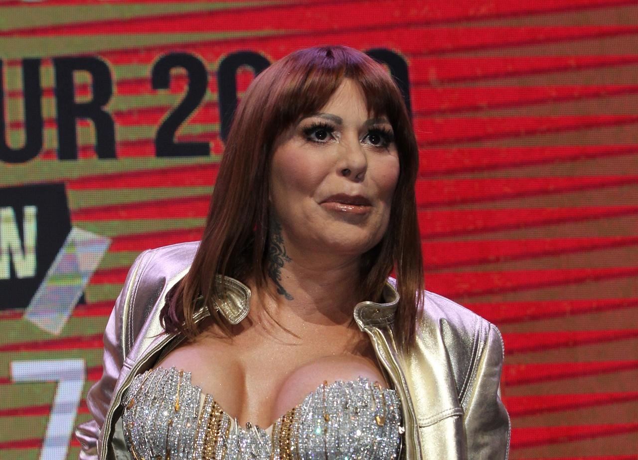 Alejandra Guzmán/Foto: Cuartoscuro