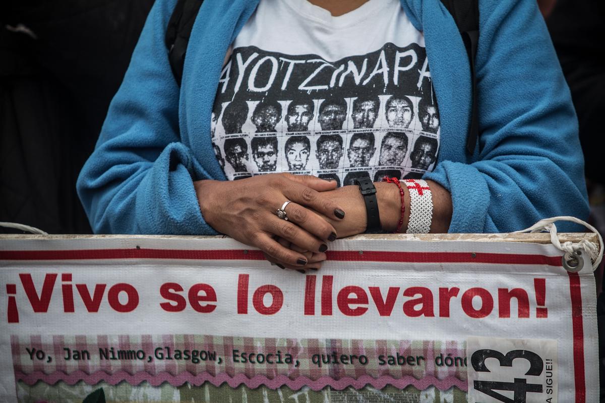 Ayotzinapa, Iguala, normalistas, estudiantes, Chilpancingo, Guerrero,
