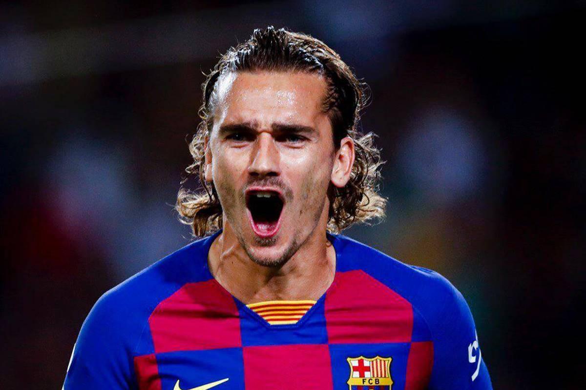 Sufrida victoria de Barcelona Foto: Twitter