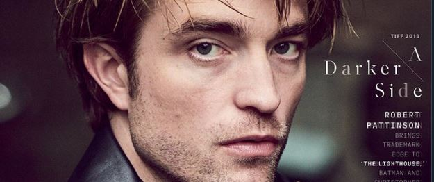 Robert Pattinson en Variety