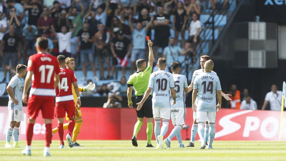 Celta de Vigo cayó. Foto: Twitter