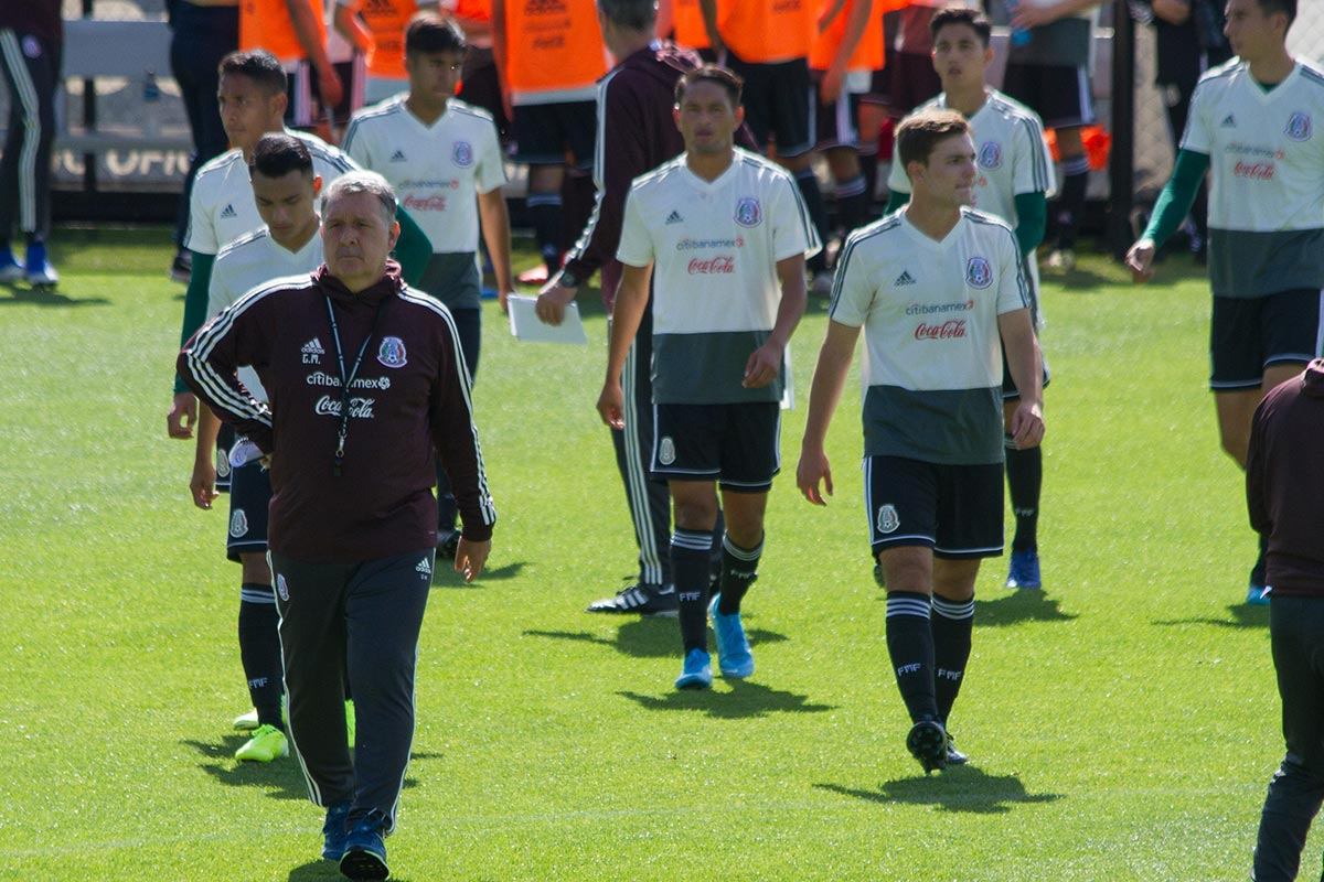 Gerardo Martino, Selección mexicana,