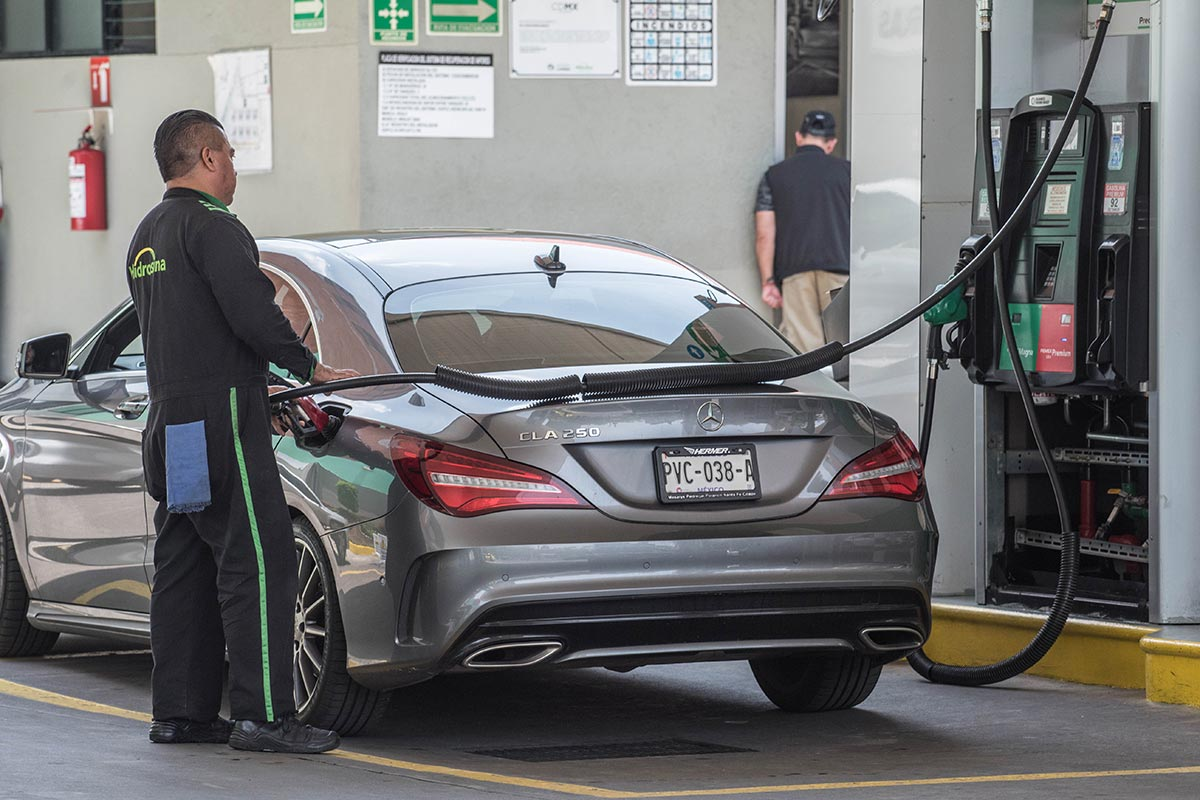 gasolinas, Profeco, negocios,