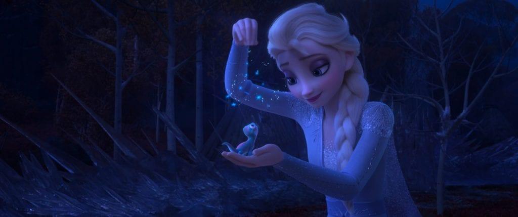 """Frozen está inspirada en el cuento """"La reina de las nieves"""", de Hans Christian Andersen."""