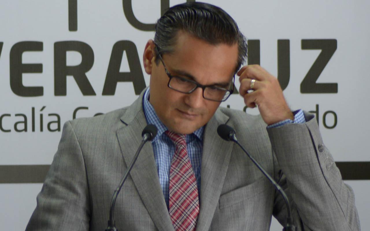 Jorge Winckler Ortiz, Veracruz, fiscal, Congreso estatal,