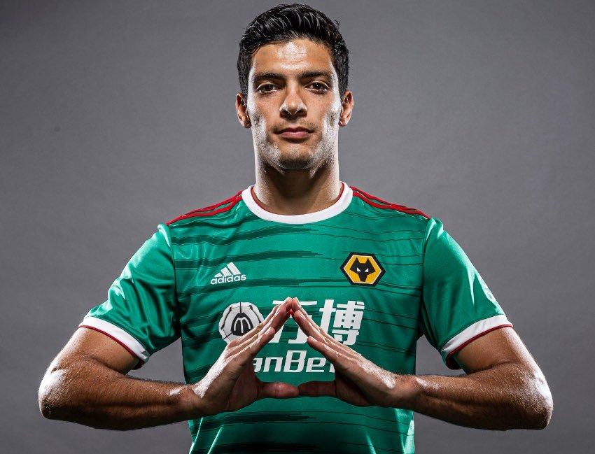 Wolves rindió homenaje a México. Foto: Twitter