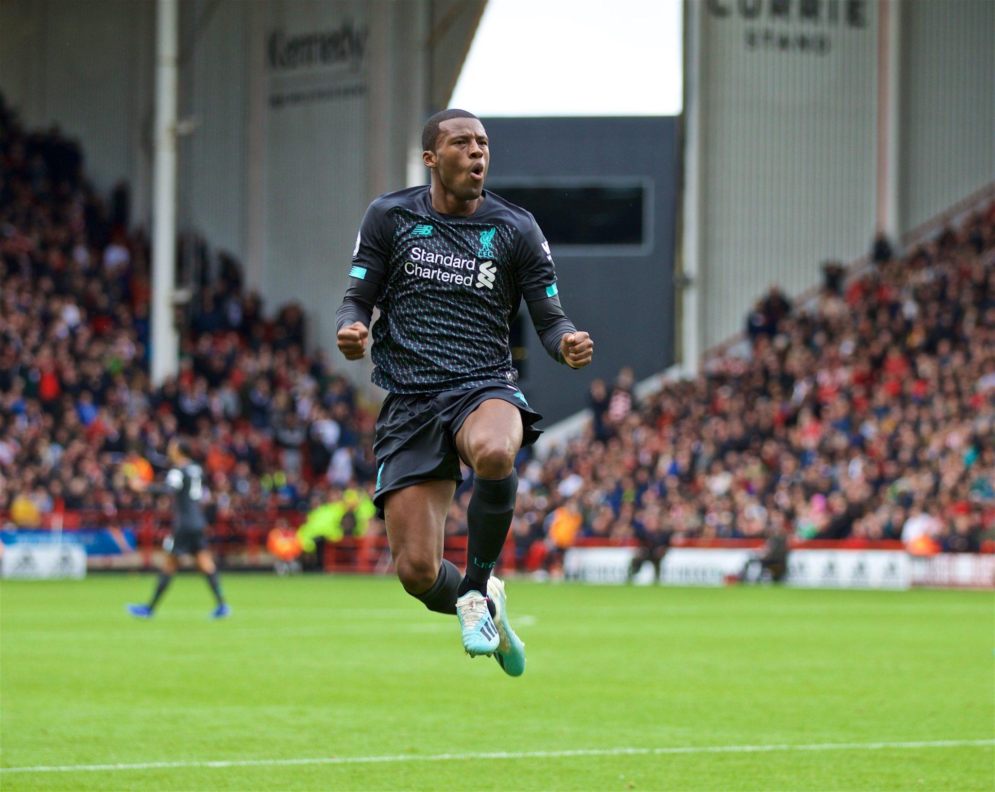 Liverpool mantiene el dominio. Foto: Twitter