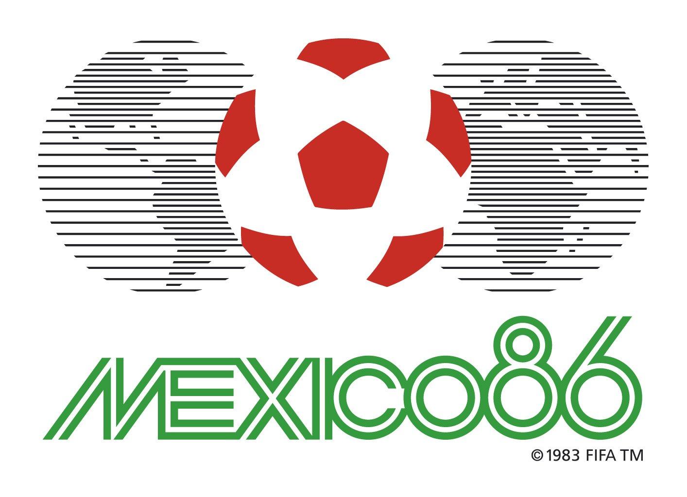 Gana Logo México 1986. Foto: Twitter