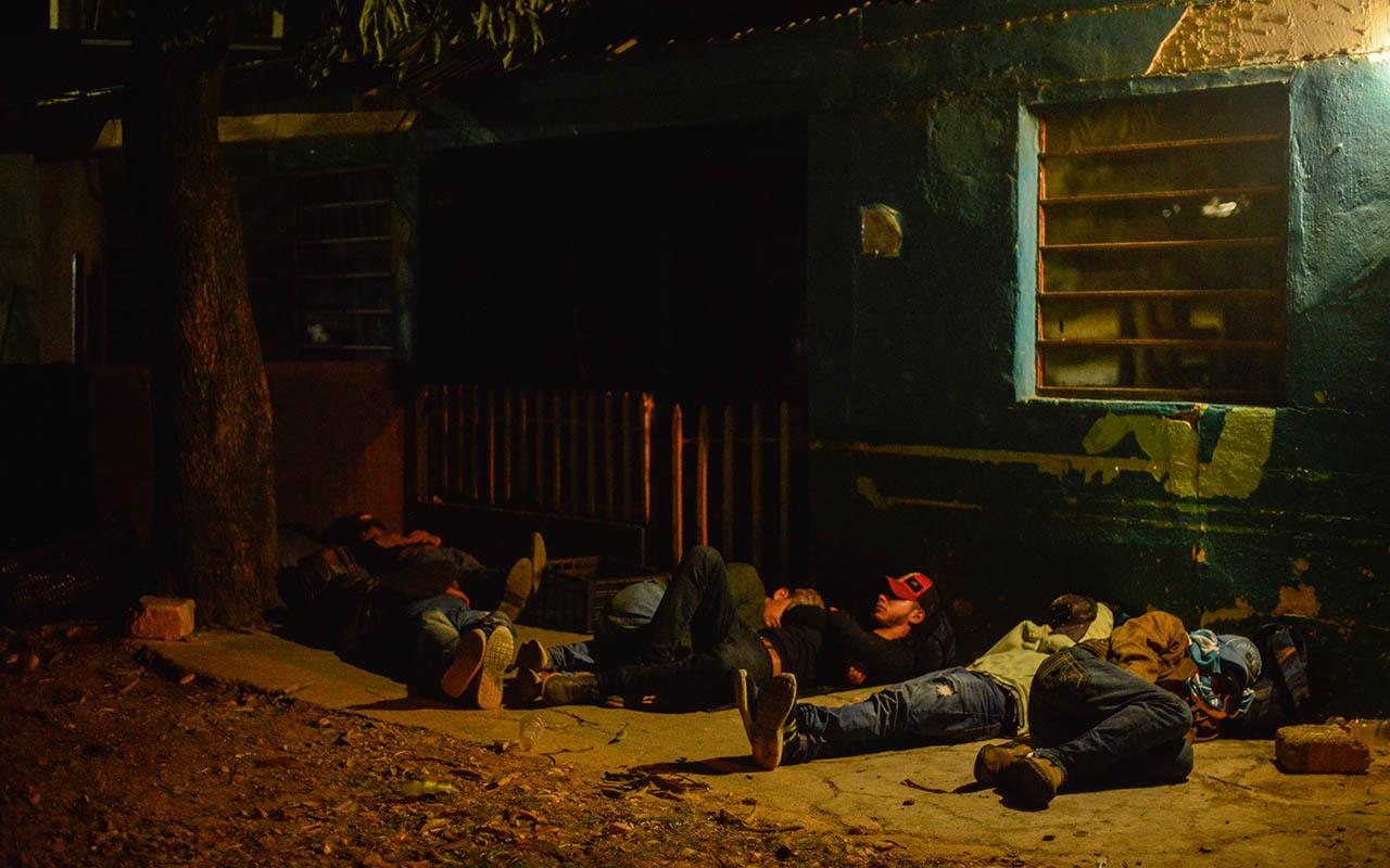 Centroamericanos, migrantes, Estados Unidos, INM, Estados Unidos,