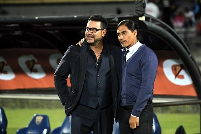 Mohamed y Palencia candidatos para dirigir a Cruz Azul