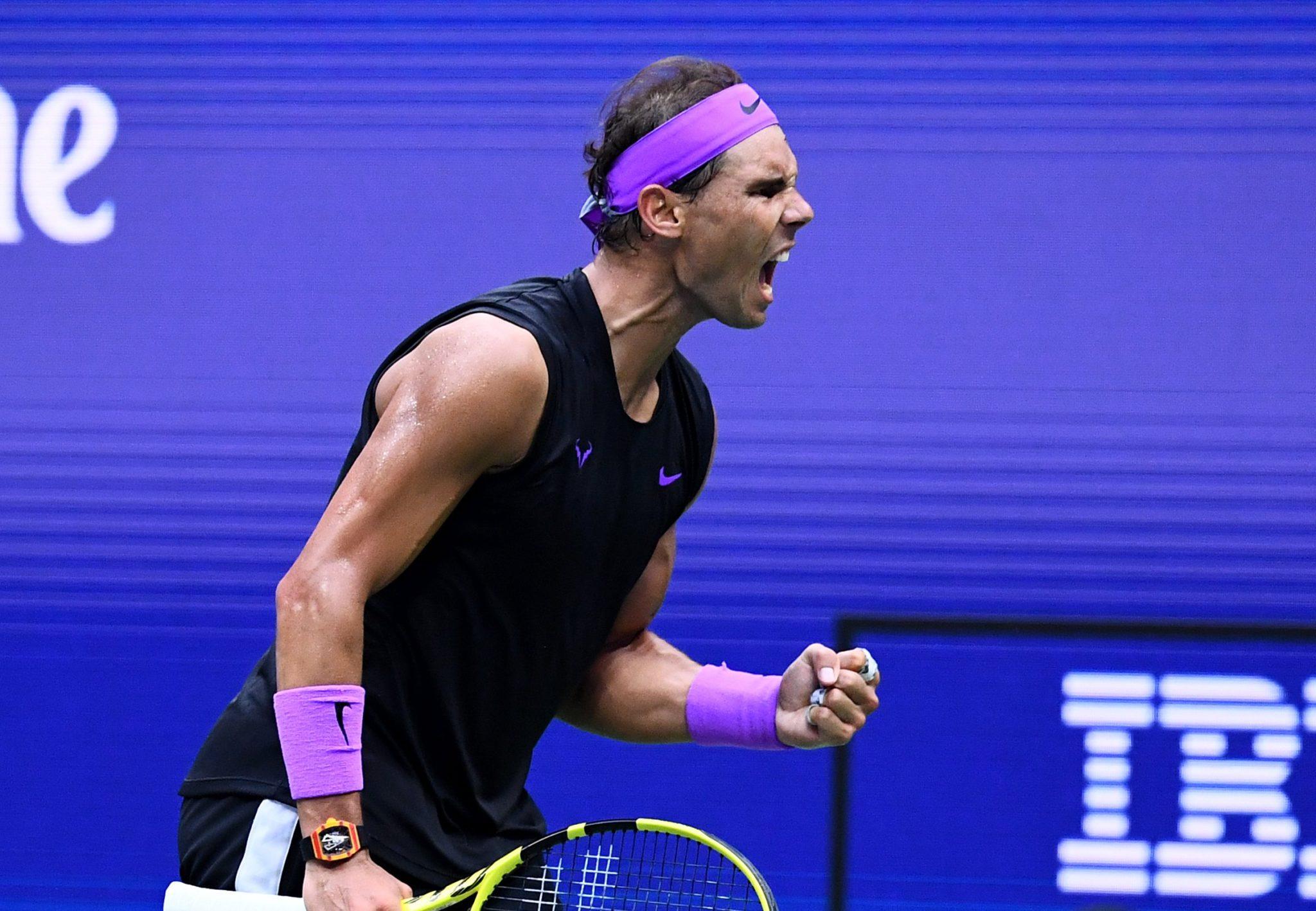 Rafael Nadal logró el título del US Open. Foto: Twitter