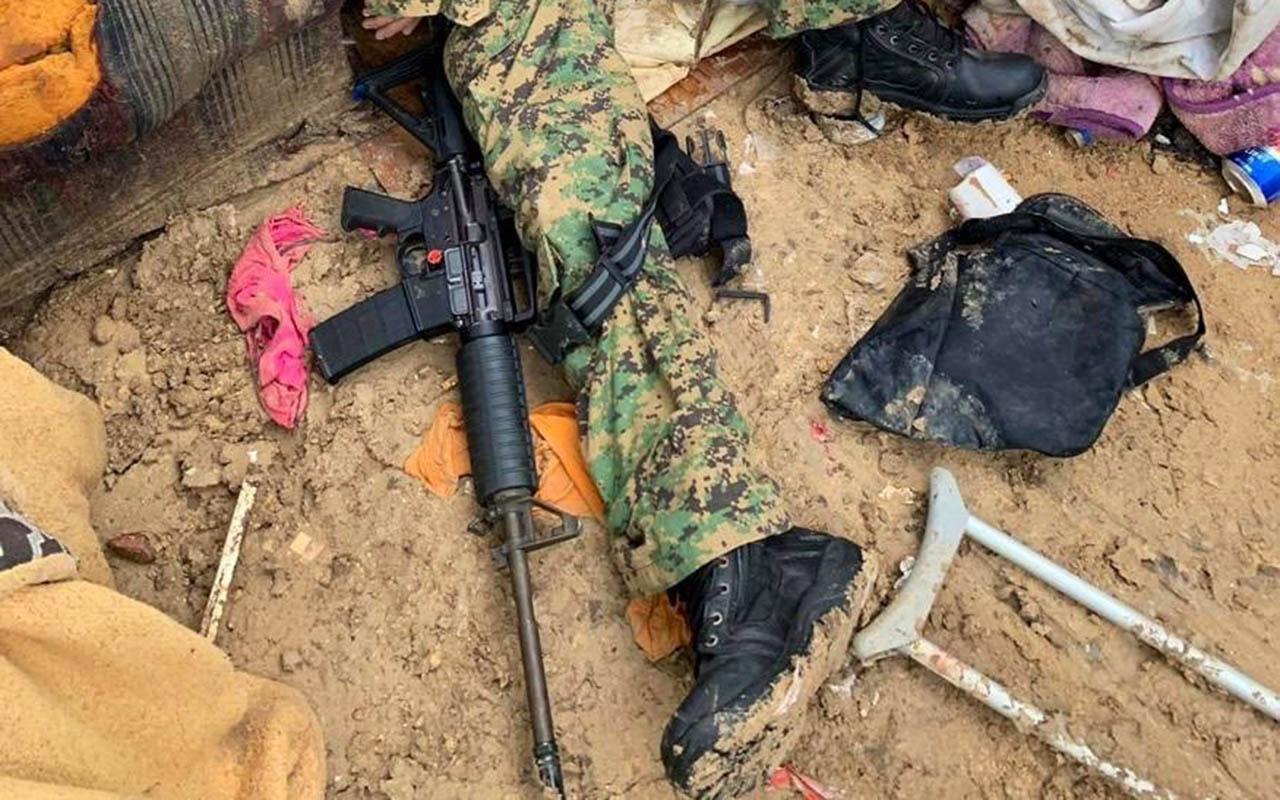 Nuevo Laredo, La Tropa del Infierno, Tamaulipas, Cártel del Noreste, Enfrentamiento, ejecución extrajudicial,