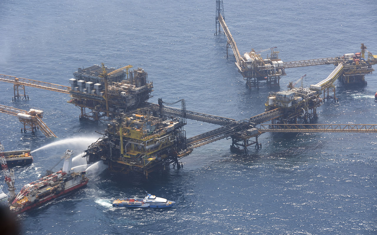 Golfo de México, empresa petrolera, Comisión Nacional de Hidrocarburos, TGS AP Investments AS,