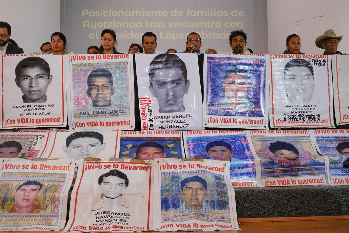 Ayotzinapa, Gertz Manero, AMLO, mañanera