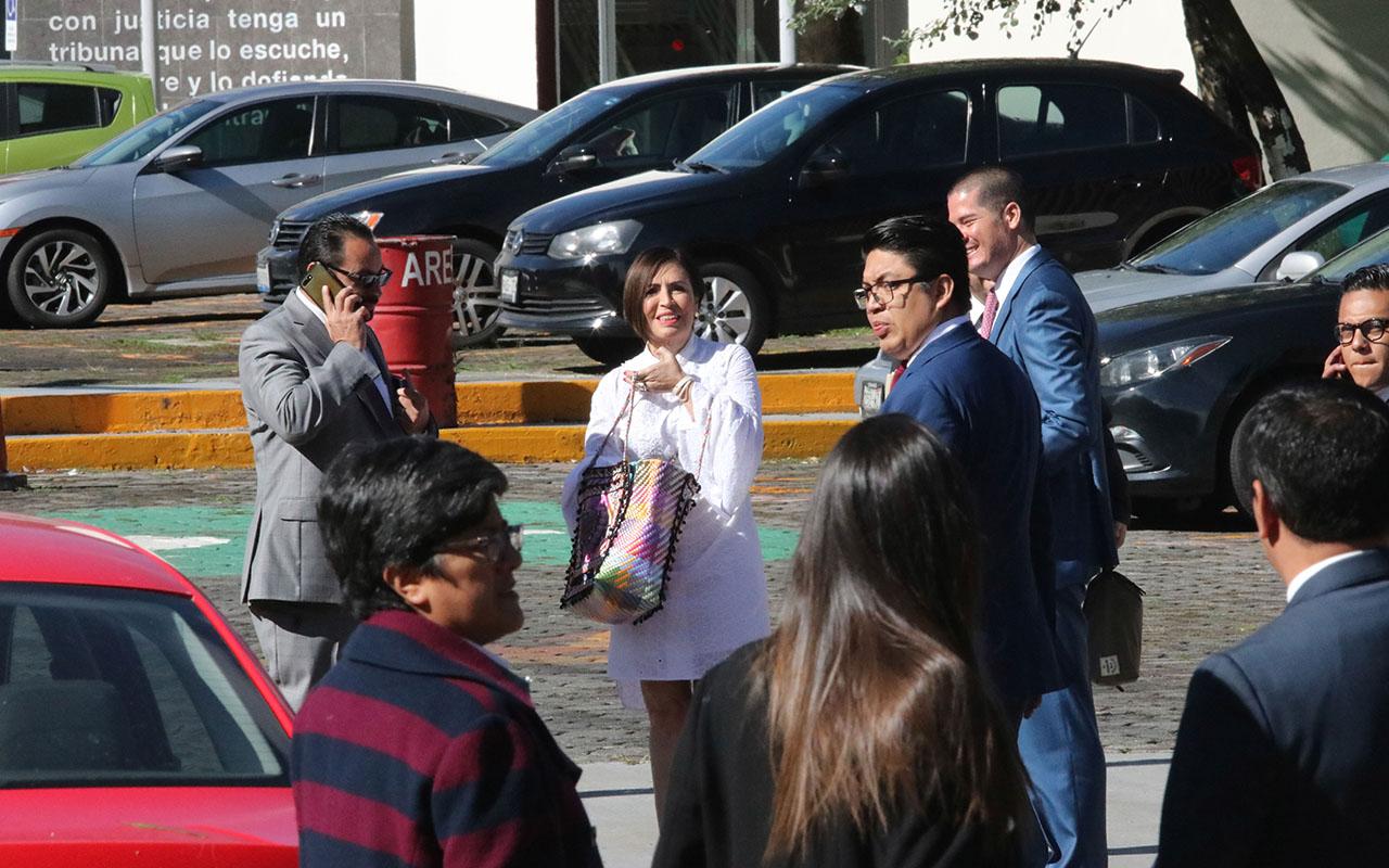 Rosario Robles, Reclusorio, Secretaría de la Función Pública, Sedesol, Estafa Maestra,