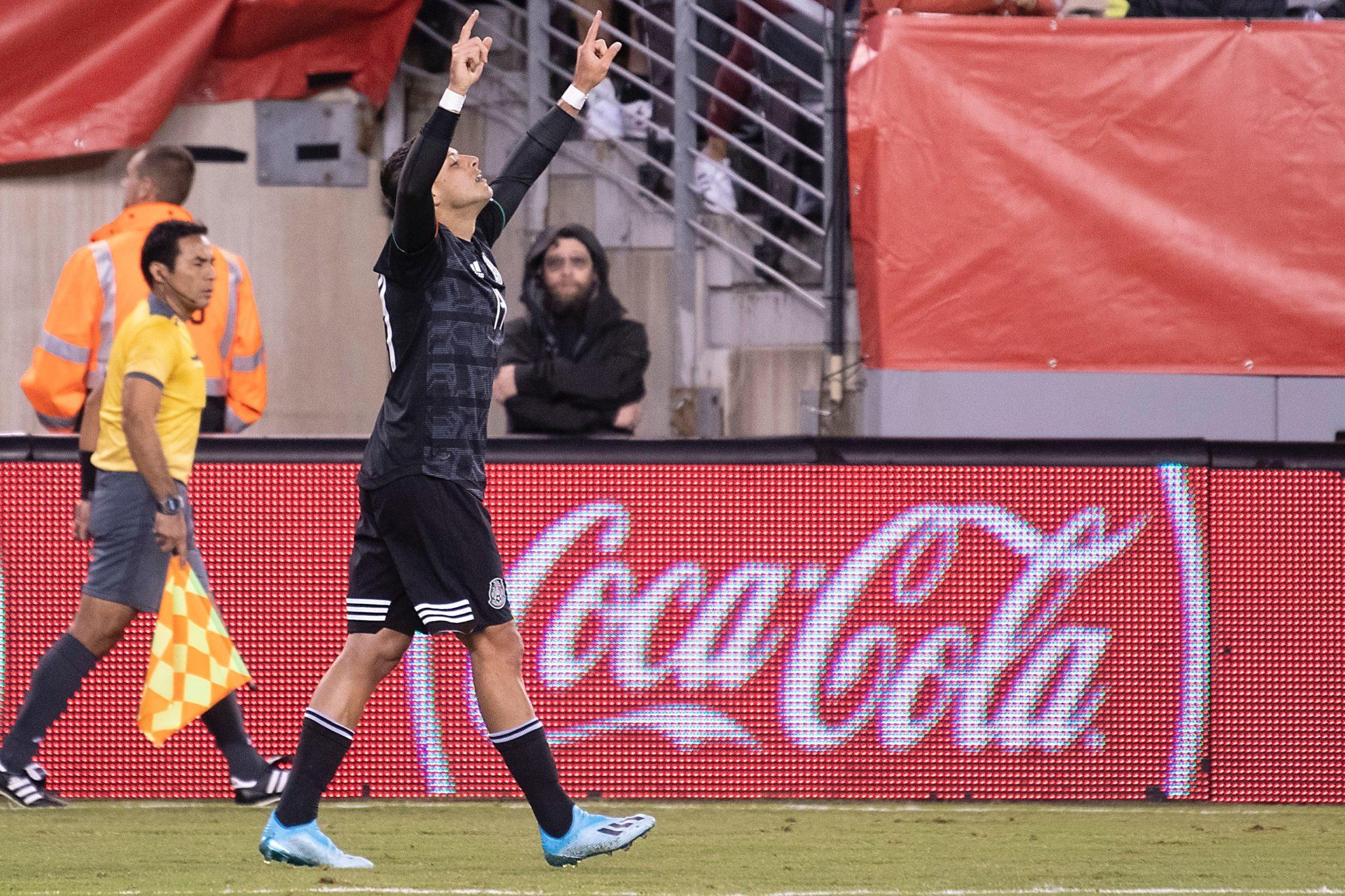 Selección mexicana le pegó a Estados Unidos. Foto Twitter