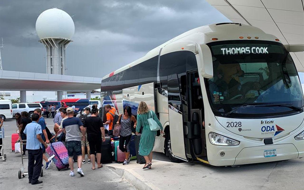 Thomas Cook, turismo, Sectur, Cancún, vacaciones,