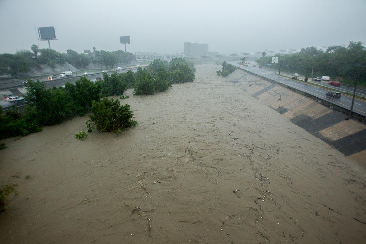 Fernand, tormenta tropical, Nuevo León