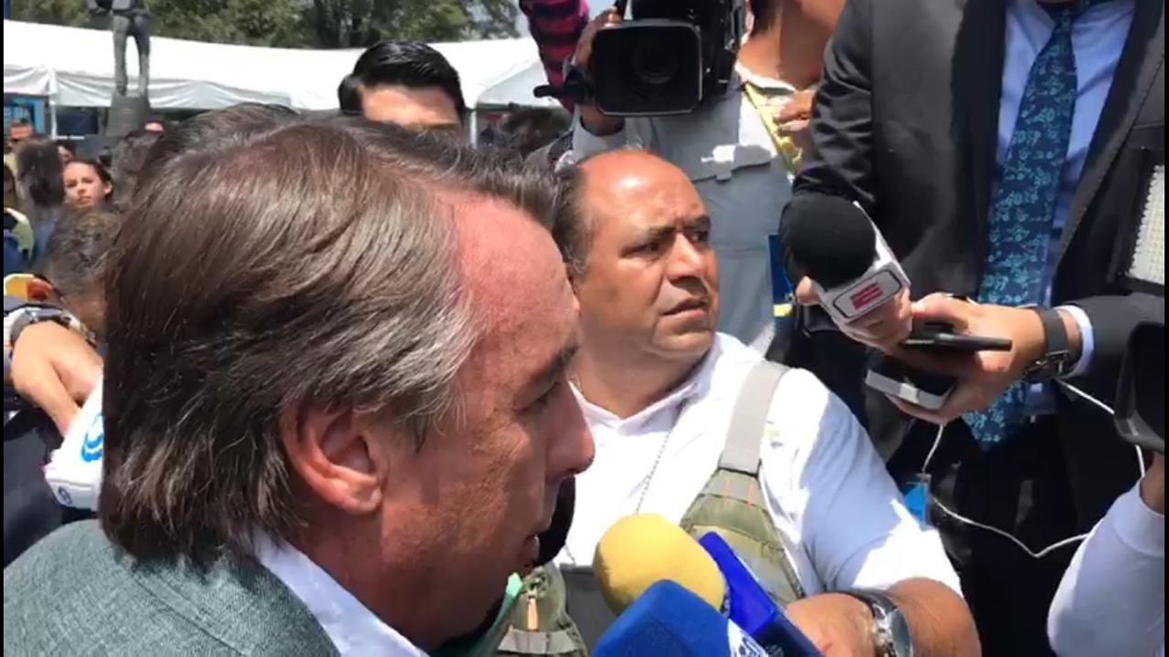 Emilio Azcárraga, dueño de América. Foto: Twitter