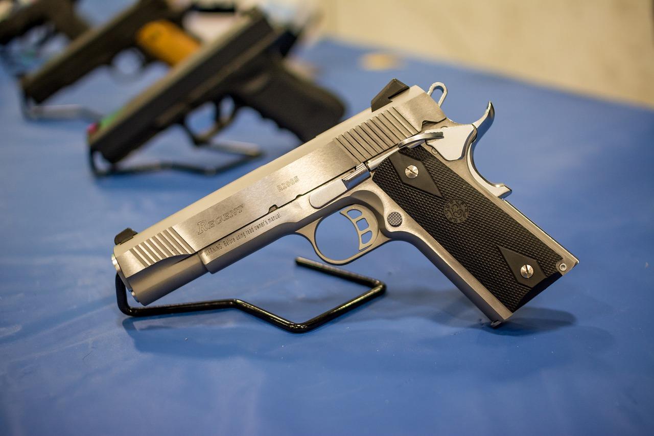 armas de fuego, Nueva Zelanda,