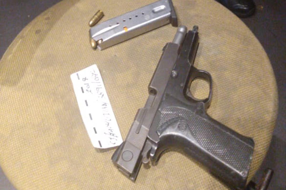 armas, tráfico, mercado negro, Policía de Investigación,