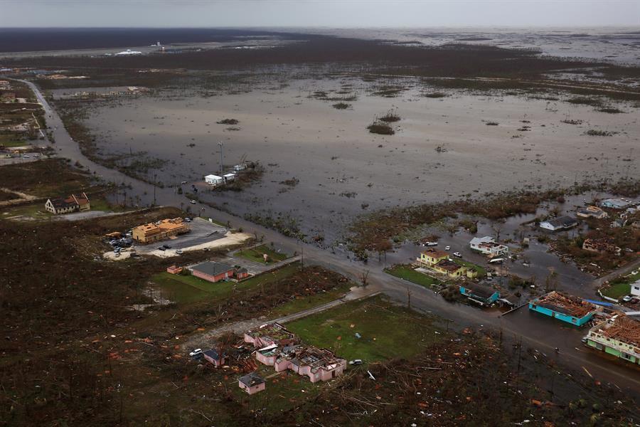 Bahamas, huracán Dorian,