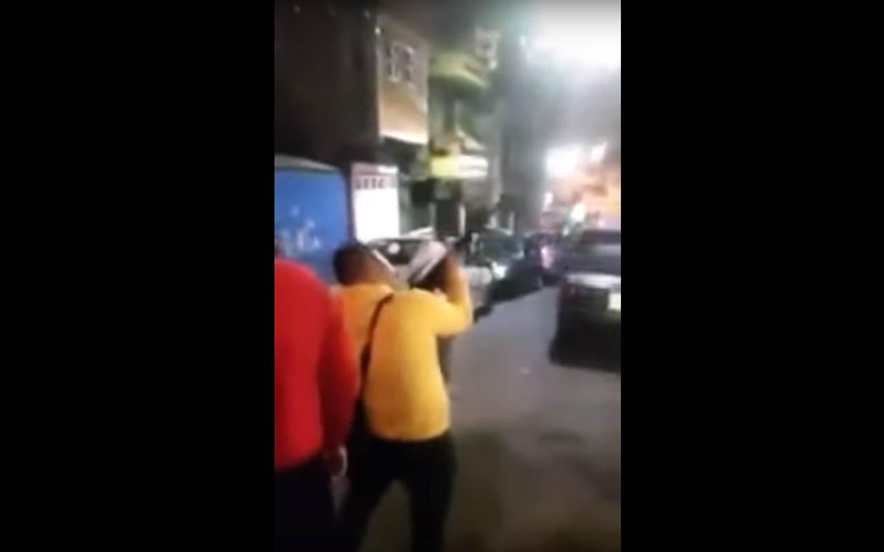 disparos, Alvaro Obregón, balazos, video, redes sociales,