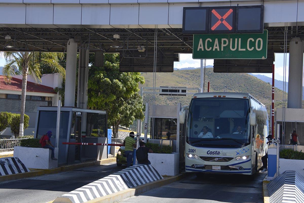 México-Acapulco, casetas, capufe,