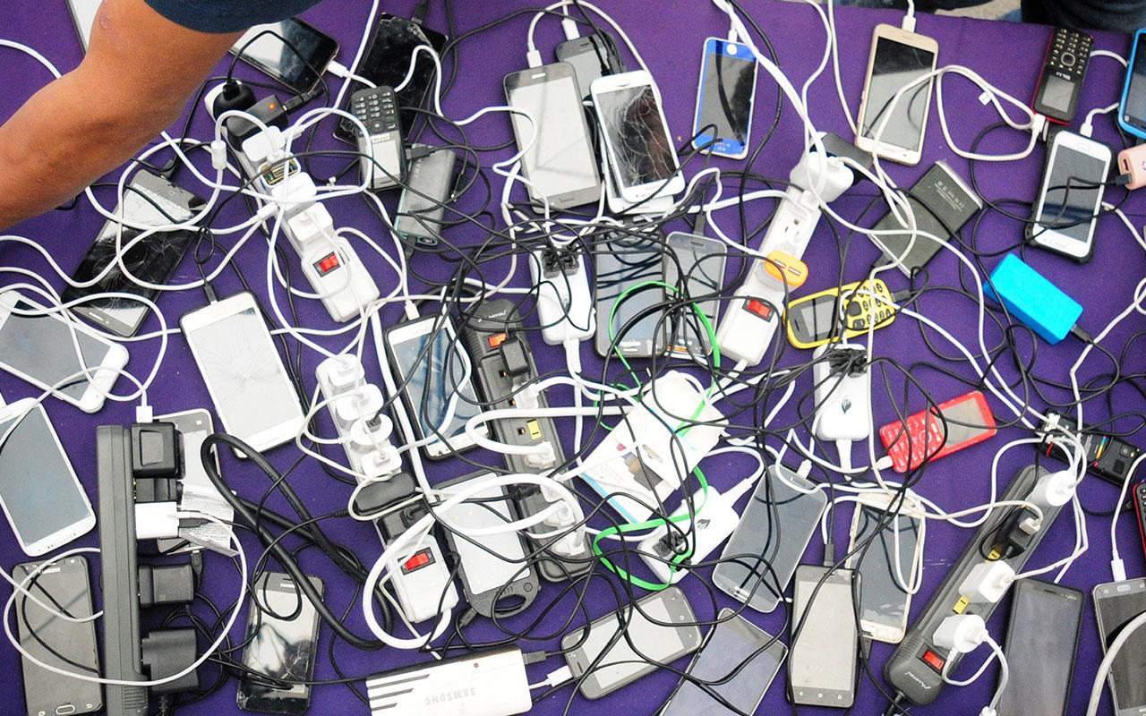 App, celulares, extorsión, llamadas,