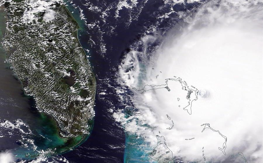 huracán, Dorian, Florida, Estados Unidos, Caribe