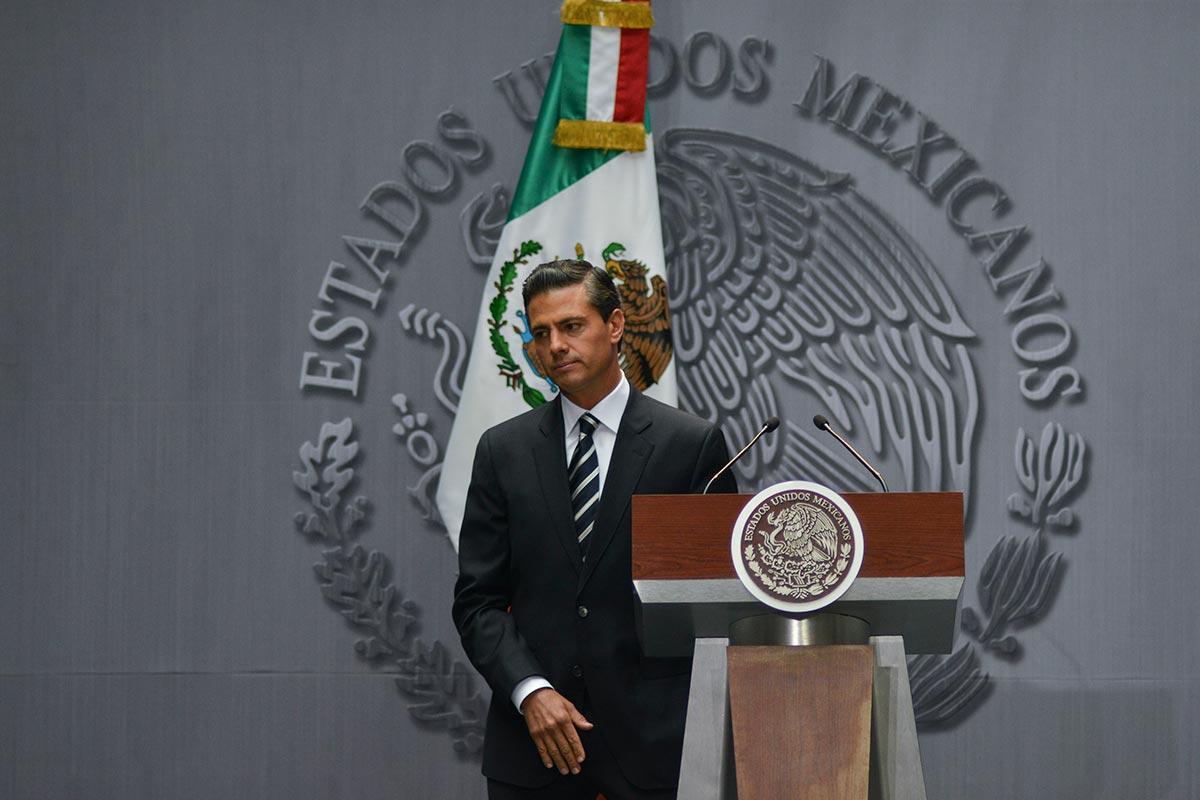 Enrique Peña Nieto, AMLO, Mañanera, Ayotzinapa