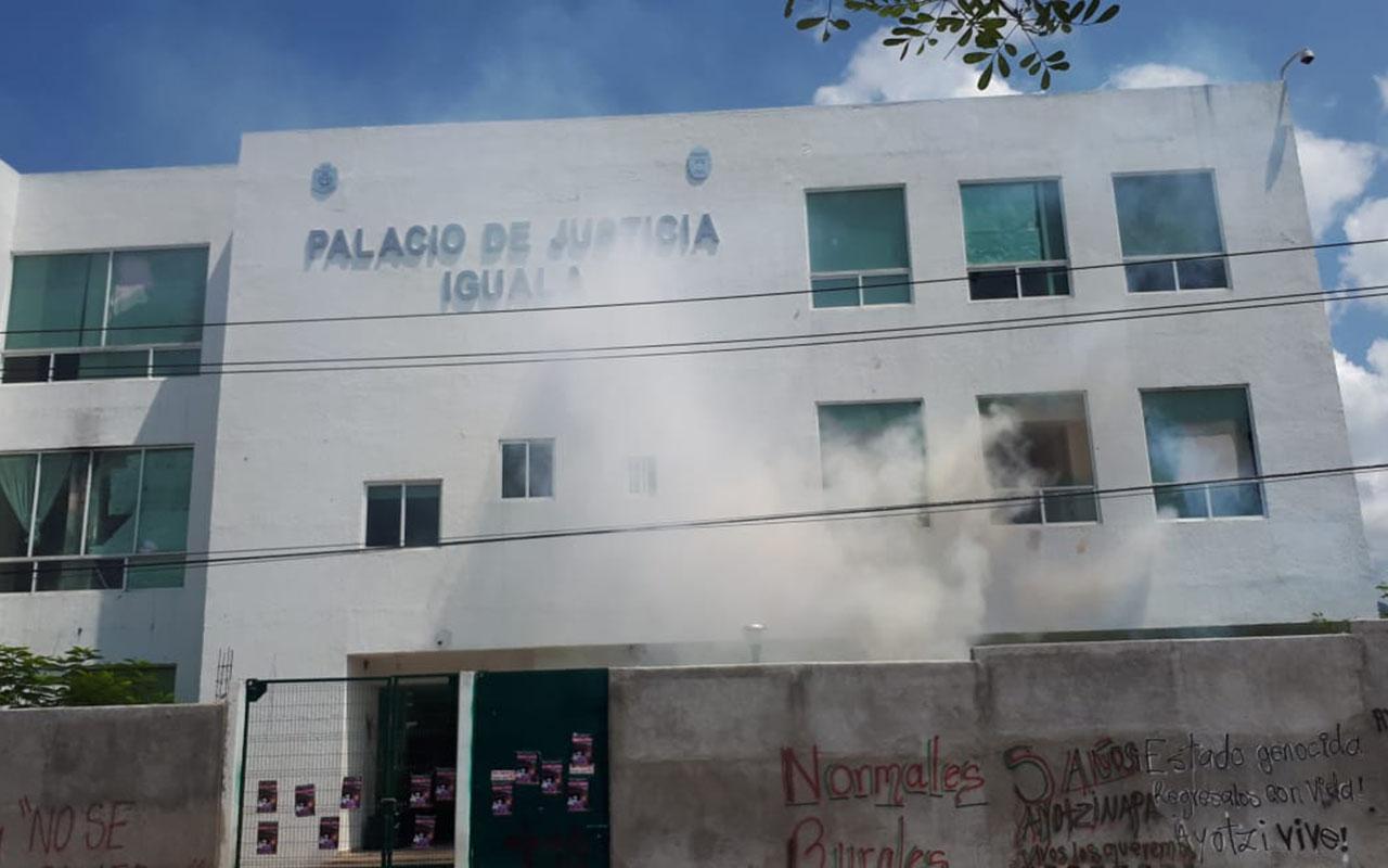 Iguala, normalistas, Ayotzinapa, Poder Judicial, Guerrero,