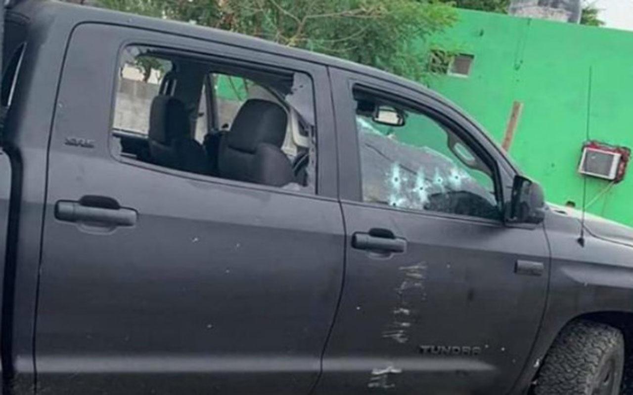 Tamaulipas, masacre, Nuevo Laredo, policías,