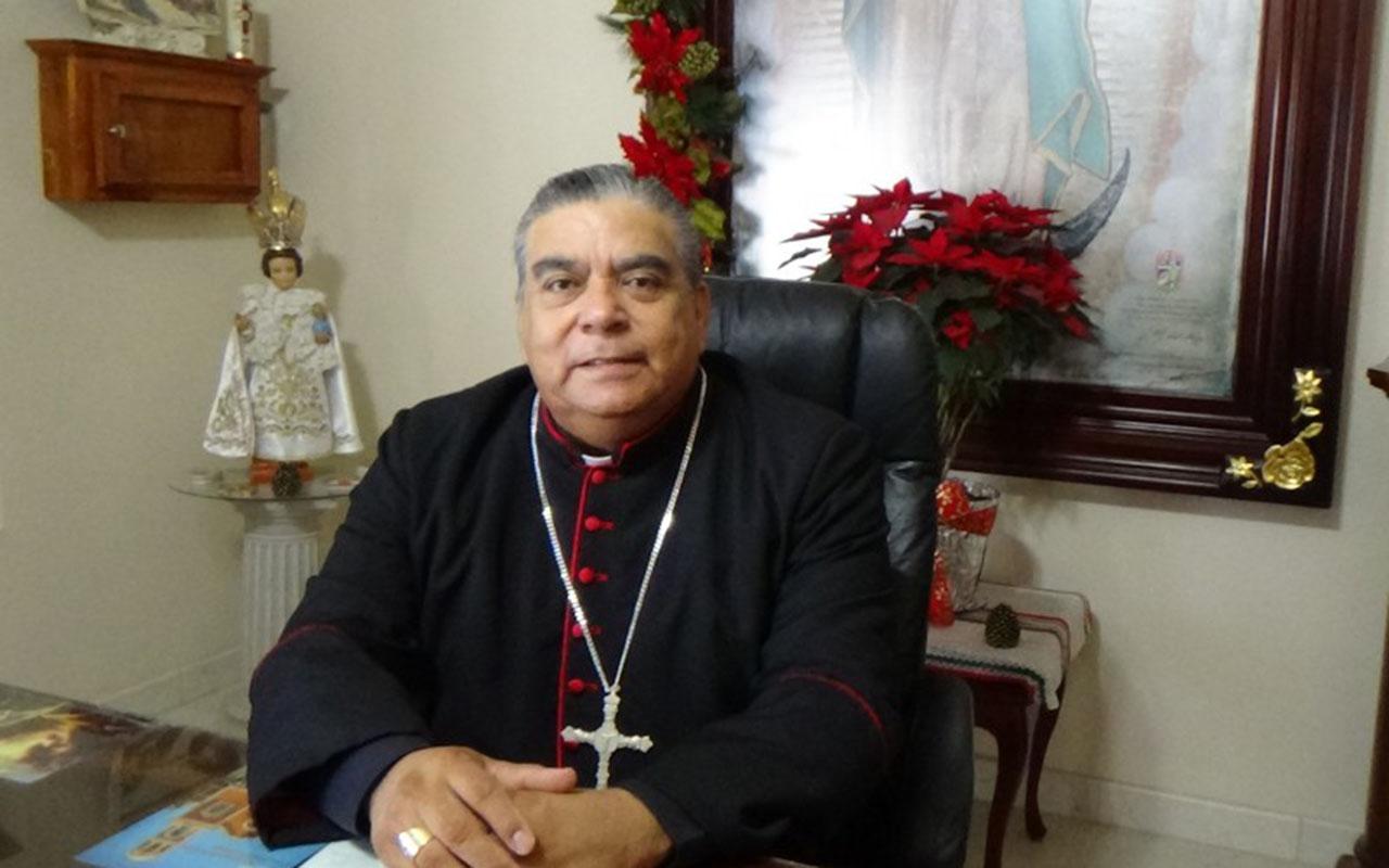 Obispo, José Jesús Herrera Quiñones, vida, naturaleza, aborto, derecho a la vida,