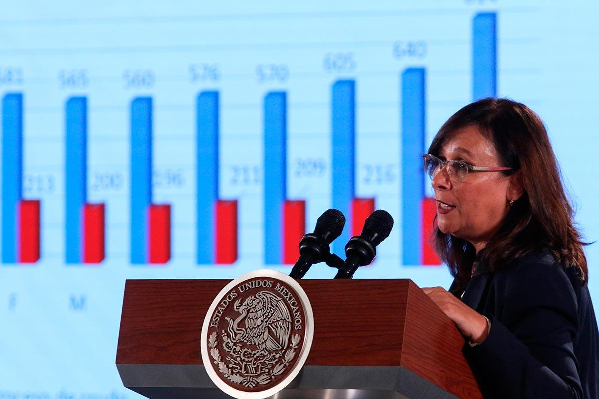 Rocío Nahle, combustibles, Secretaría de Energía, Refinerías