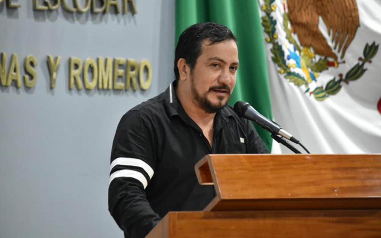 Charlie Valentino Vera, Diputado, Morena, Tabasco, reelección, AMLO, Gobernador, Adán Augusto López Hernández,