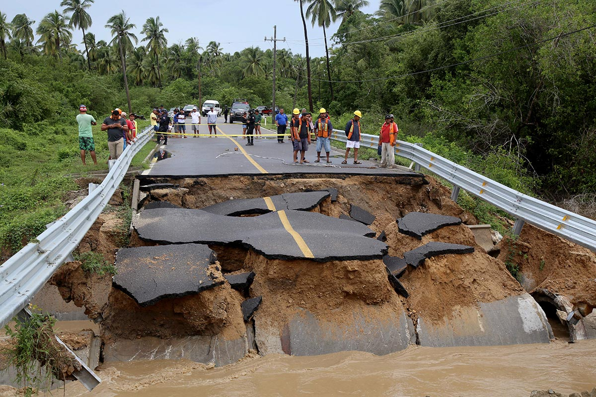Narda, Pacífico, Guerrero, Jalisco, Nayarit, tormeta tropical, lluvias