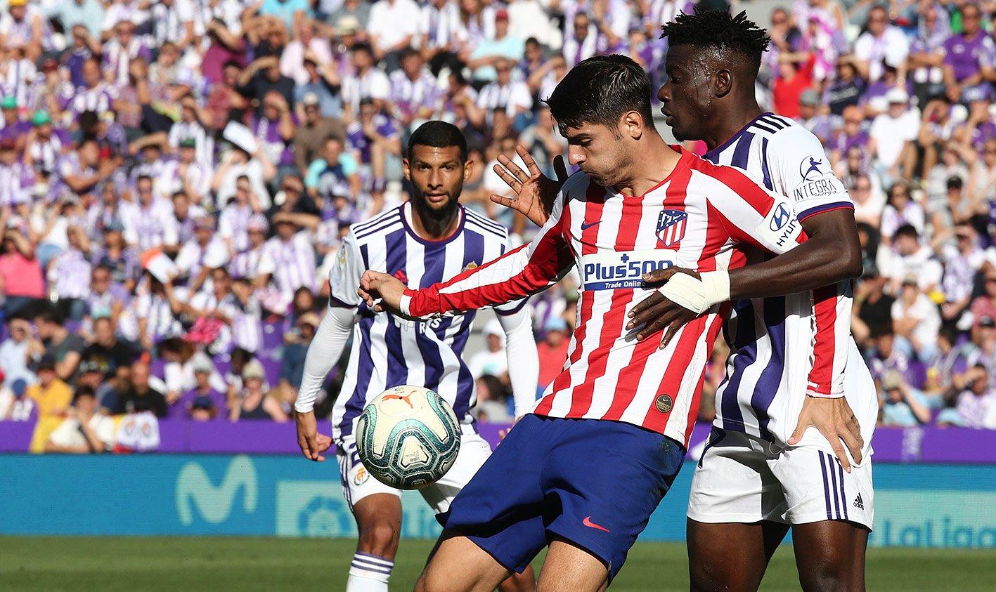 Atlético de Madrid empató. Foto: Twitter