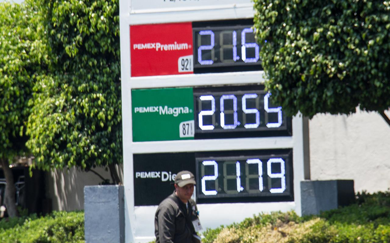 gasolina, Premium, Diésel, Magna, gasolinería,