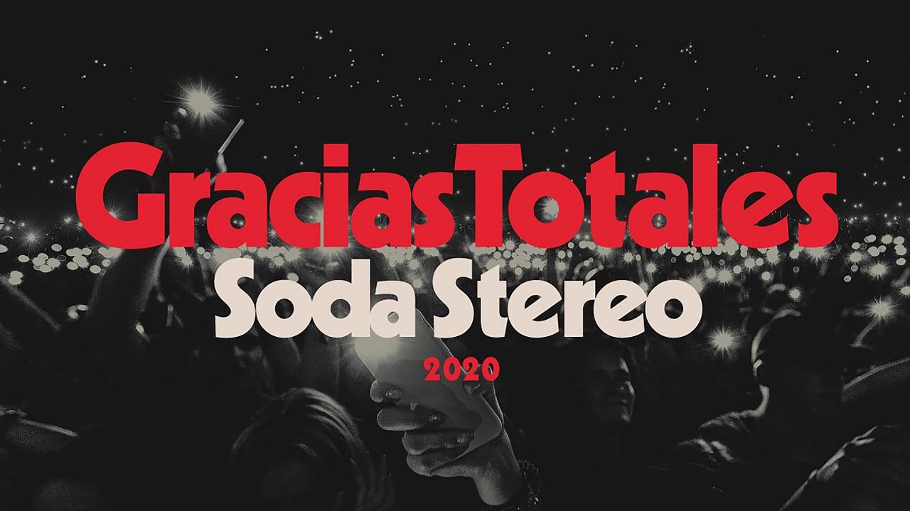 Gracias Totales Soda Stereo