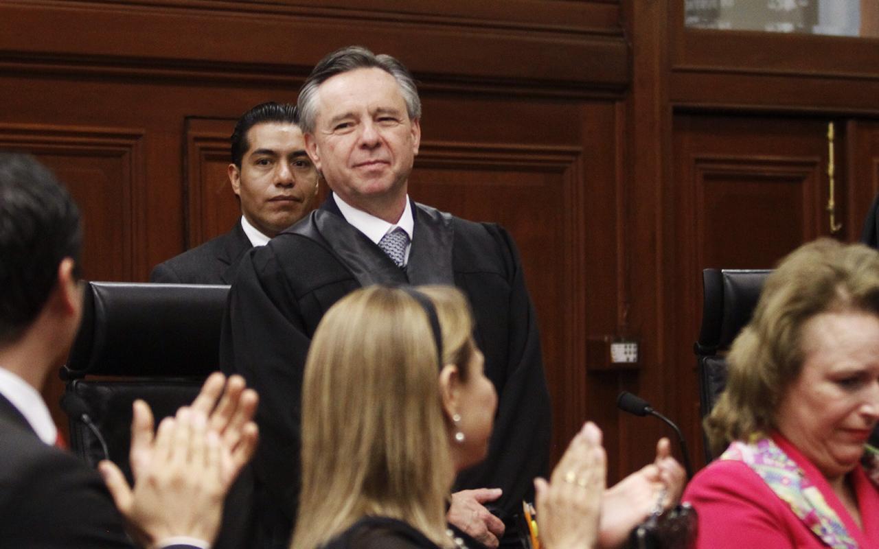 Eduardo Medina Mora, ministro, SCJN, renuncia, Coparmex, Empresarios,